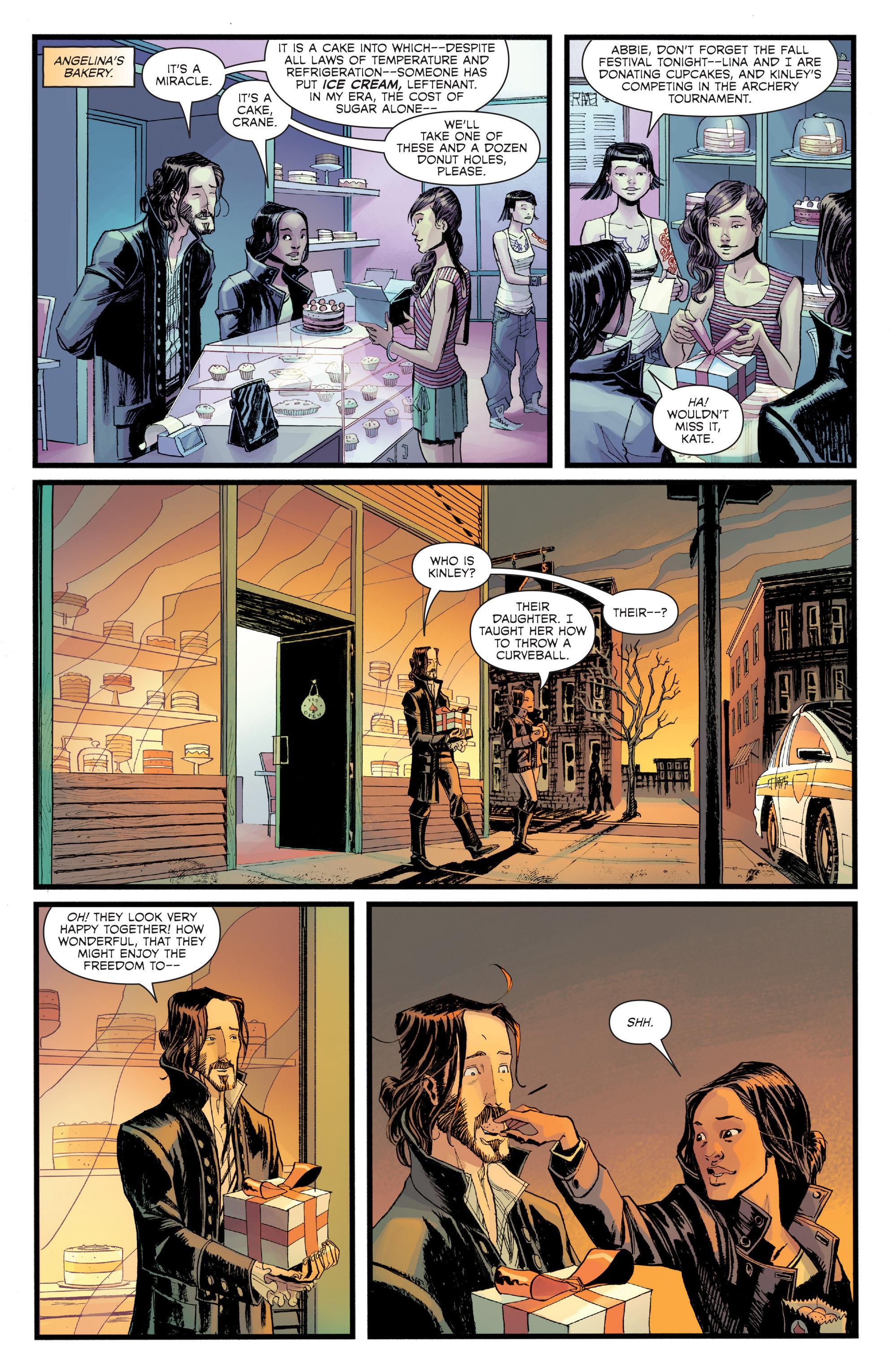 Read online Sleepy Hollow (2014) comic -  Issue #1 - 4