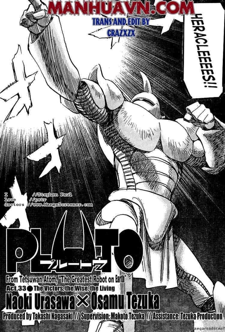 Pluto chapter 33 trang 2
