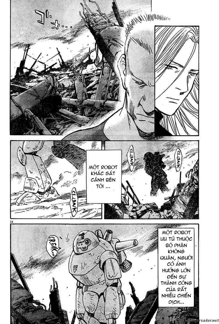 Pluto chapter 33 trang 14