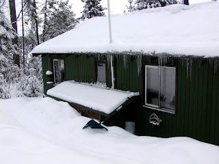 Murmur Creek Observatory January 2011