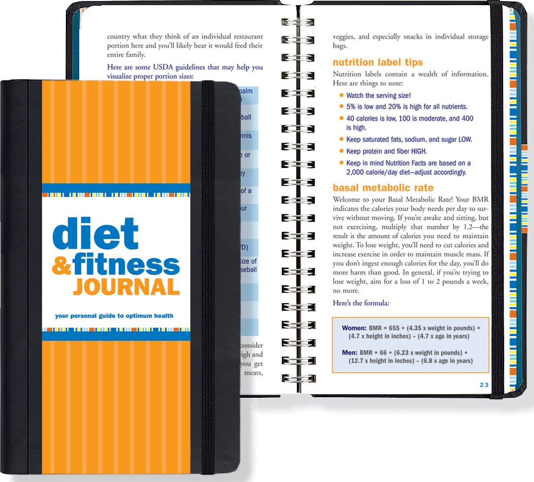 how to journal your diet and exercise
