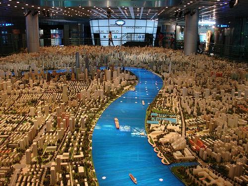 China Mega City
