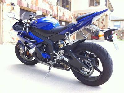 2008 yamaha r6 sport bike for sale. Black Bedroom Furniture Sets. Home Design Ideas