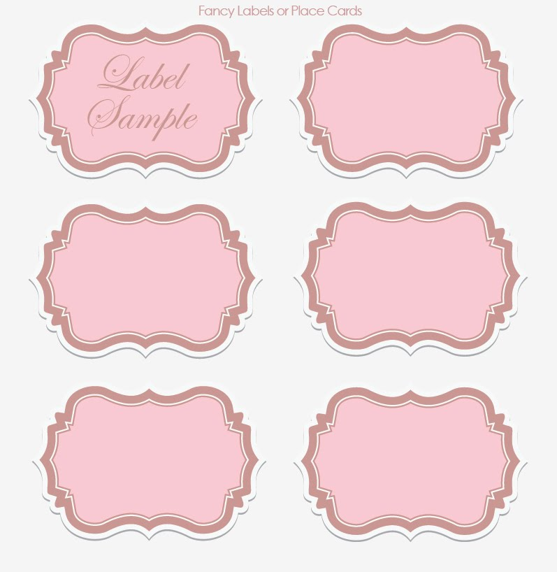 Wedding Wednesday: DIY Printable Vintage Collection Party ...