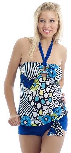 One Hot Mama: Hot Maternity Swimsuit Arrives