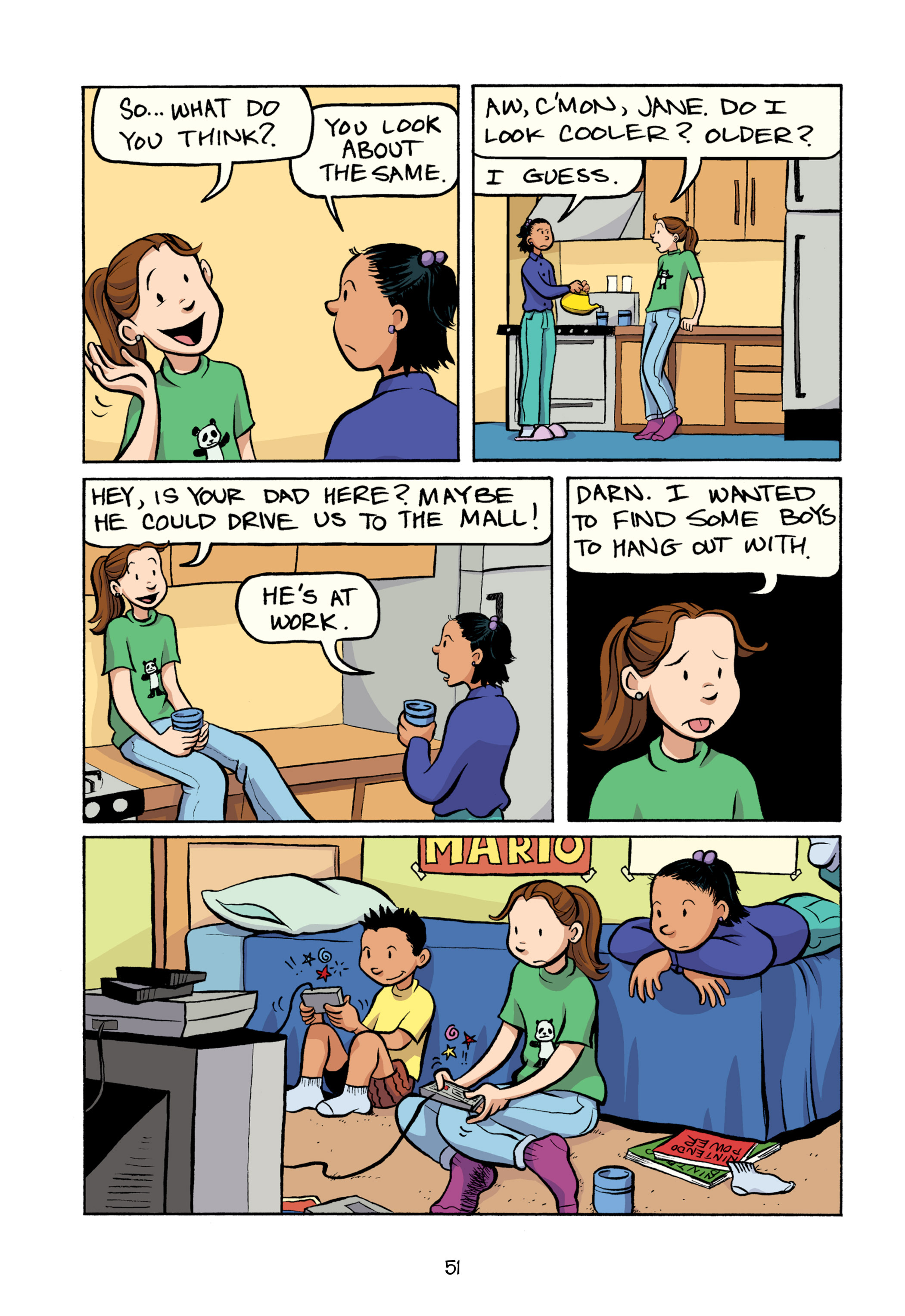 Read online Smile comic -  Issue # TPB - 57