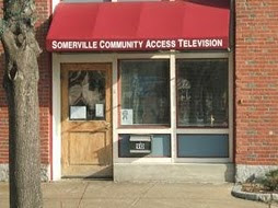 Directions to Somerville Community Access TV