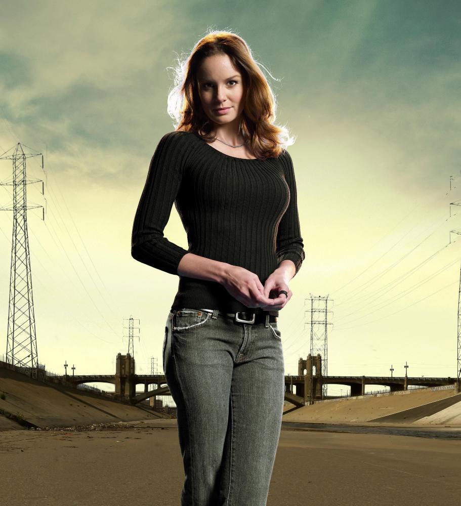 Kool Tv Heroine Of The Week Prison Breaks Sarah Wayne Callies