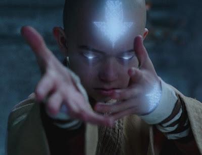Die Legende von Aang Film