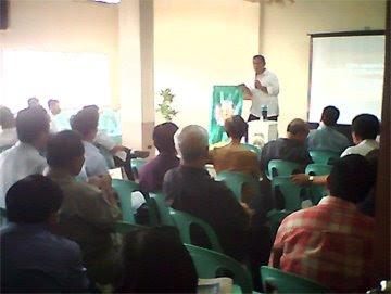Ben Abante Baptist Bible College