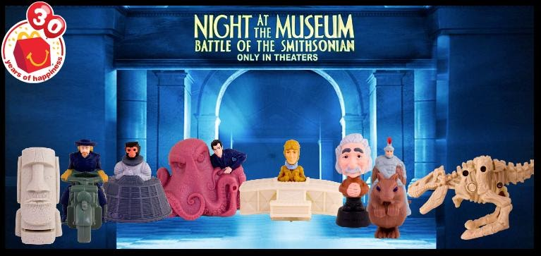 Night At The Museum Toys 76
