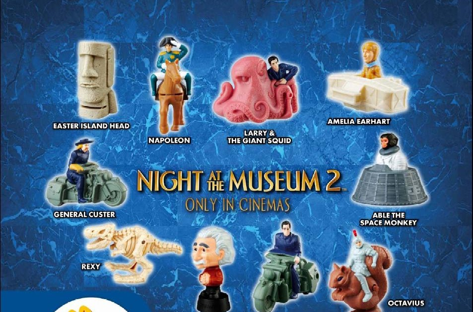 Night At The Museum Toys 26