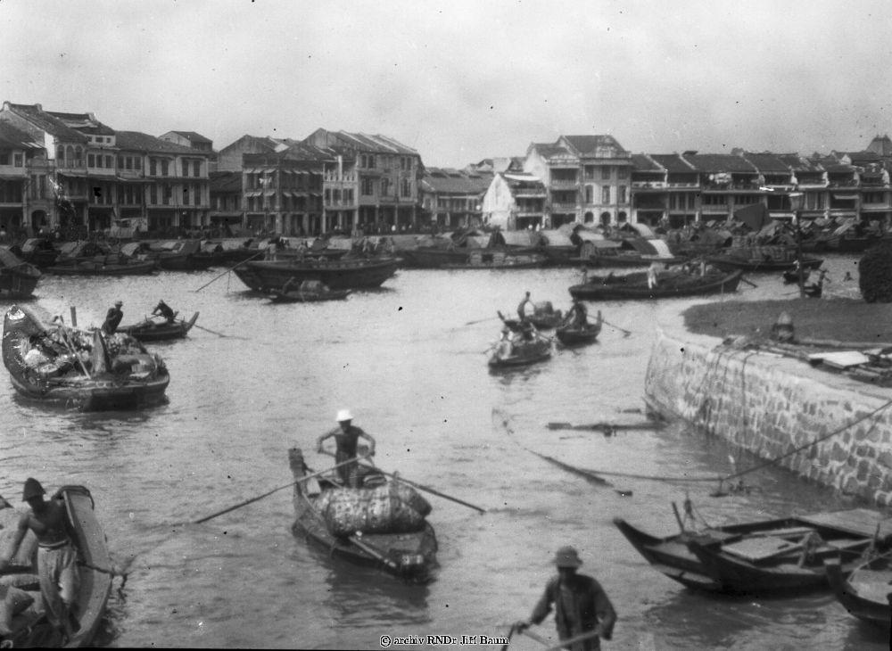 History Of Singapore Singapore River