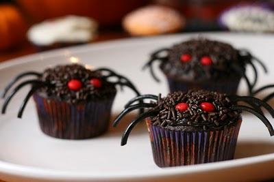 Creative ideas for you halloween cupcake decorating - Halloween decorations for cupcakes ...
