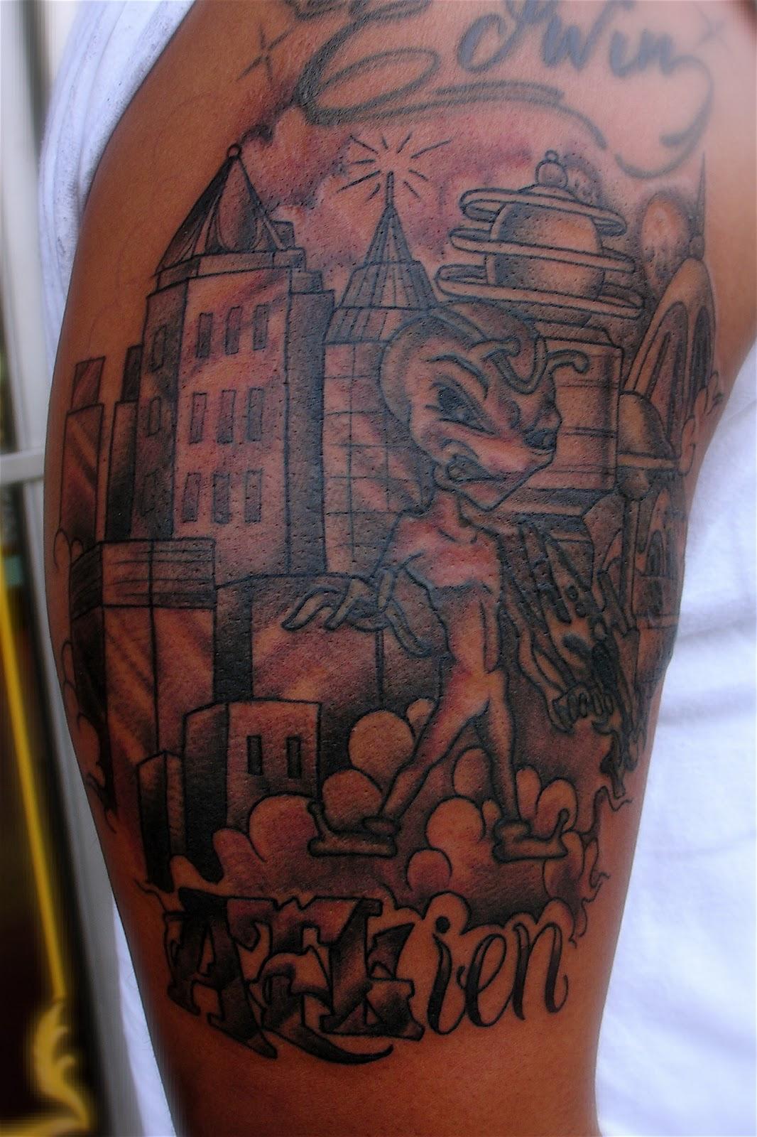Liberty Tattoo Atlanta: 11/21/10 - 11/28/10
