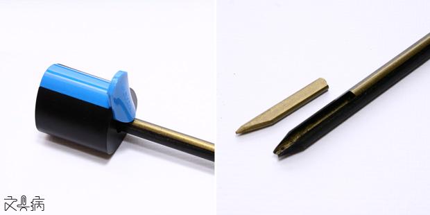 文具病: 056:LYRA色鉛筆/削鉛筆器