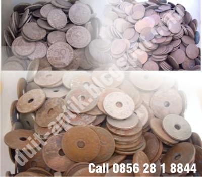 Menjual berbagai macam uang kuno dan barang kuno KOIN