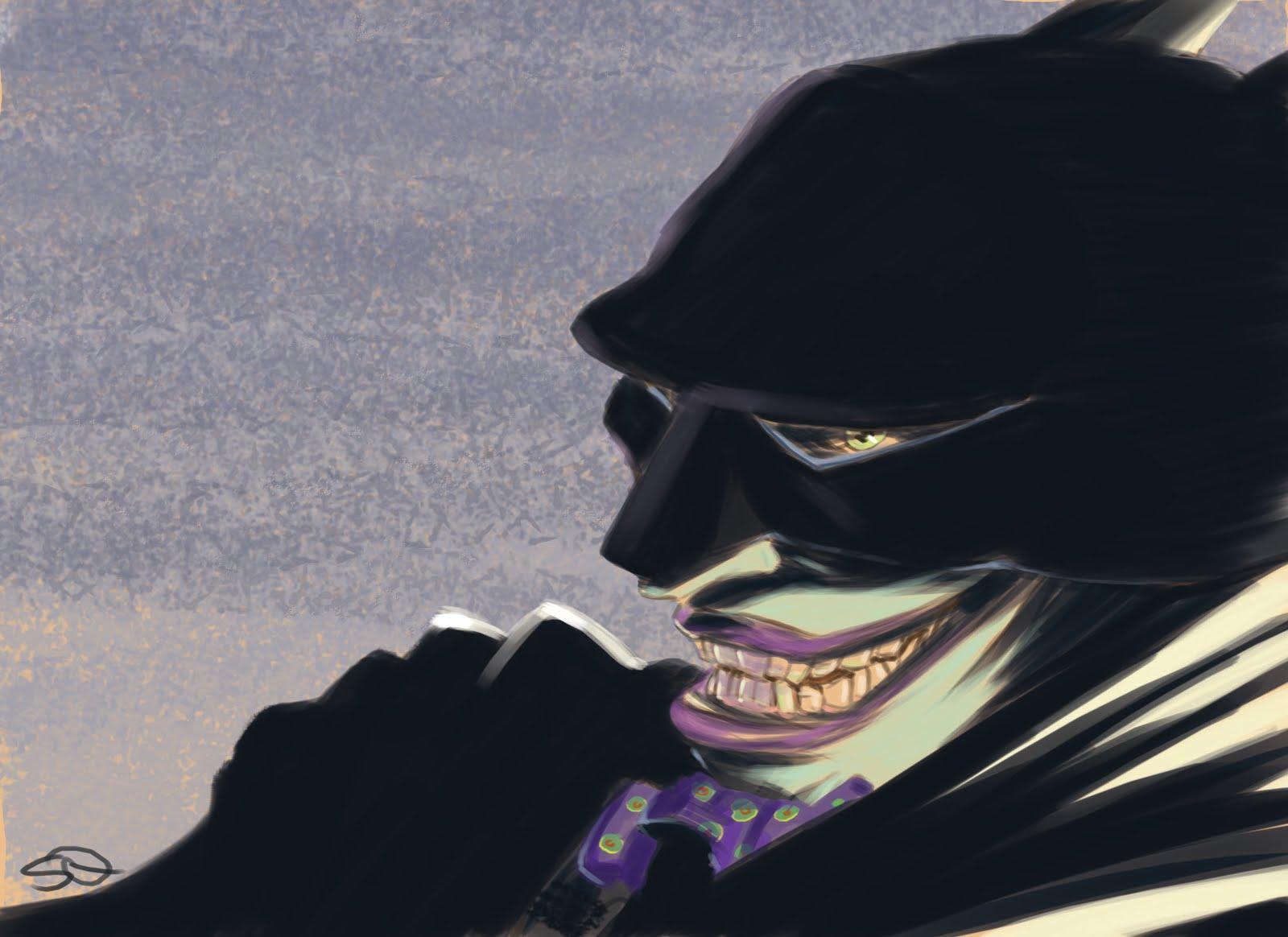 Joker Cape