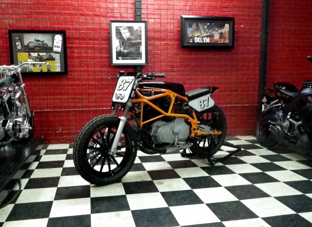 Wonder Customs Motorcycles