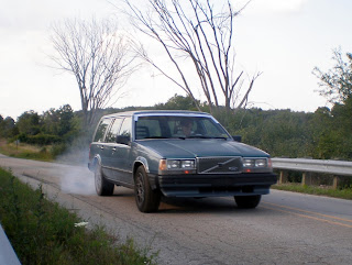 Beaterblog: Beater Road Test- 1987 Volvo 740 Wagon: Have you