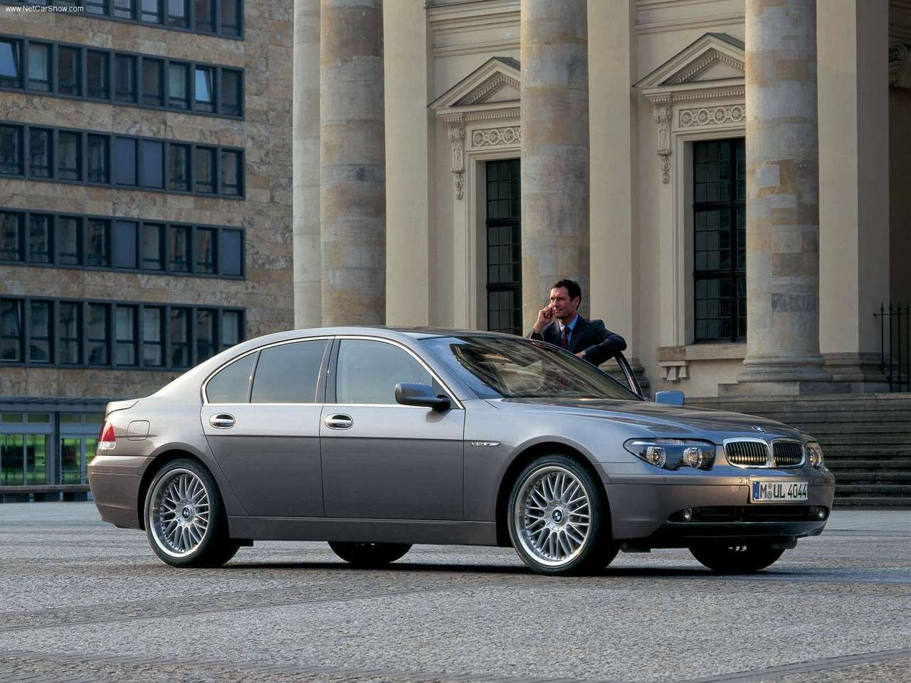 2002 bmw 760i e65 related infomation specifications weili automotive network. Black Bedroom Furniture Sets. Home Design Ideas