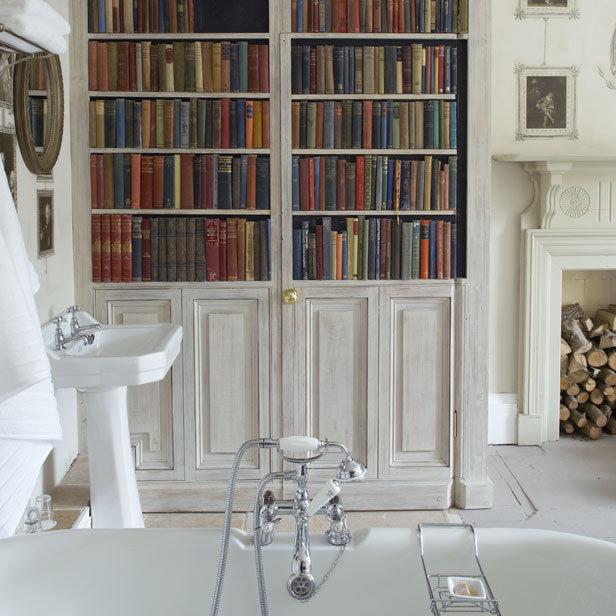 Sanctuary: Bathrooms