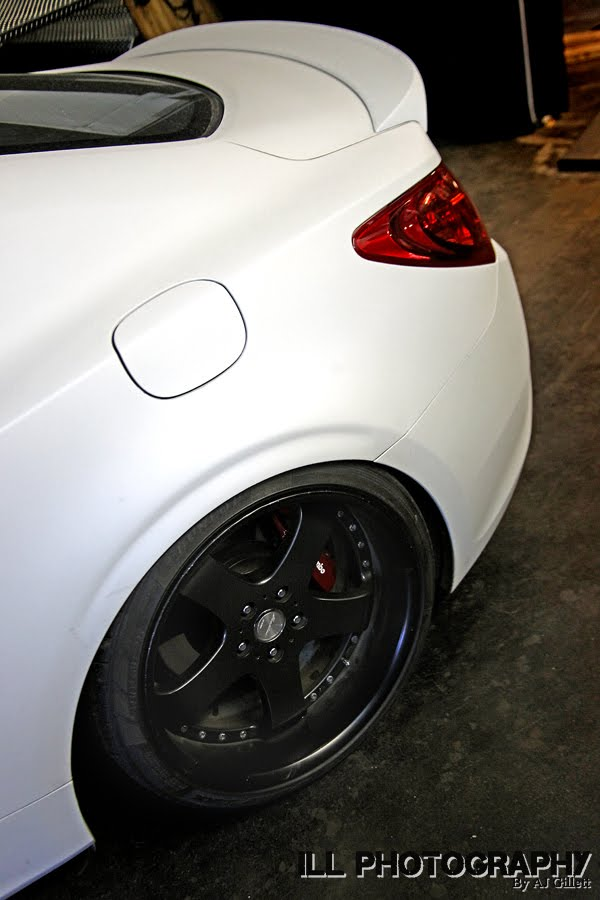 Hyundai Genesis Coupe Stanced Right Stancenation