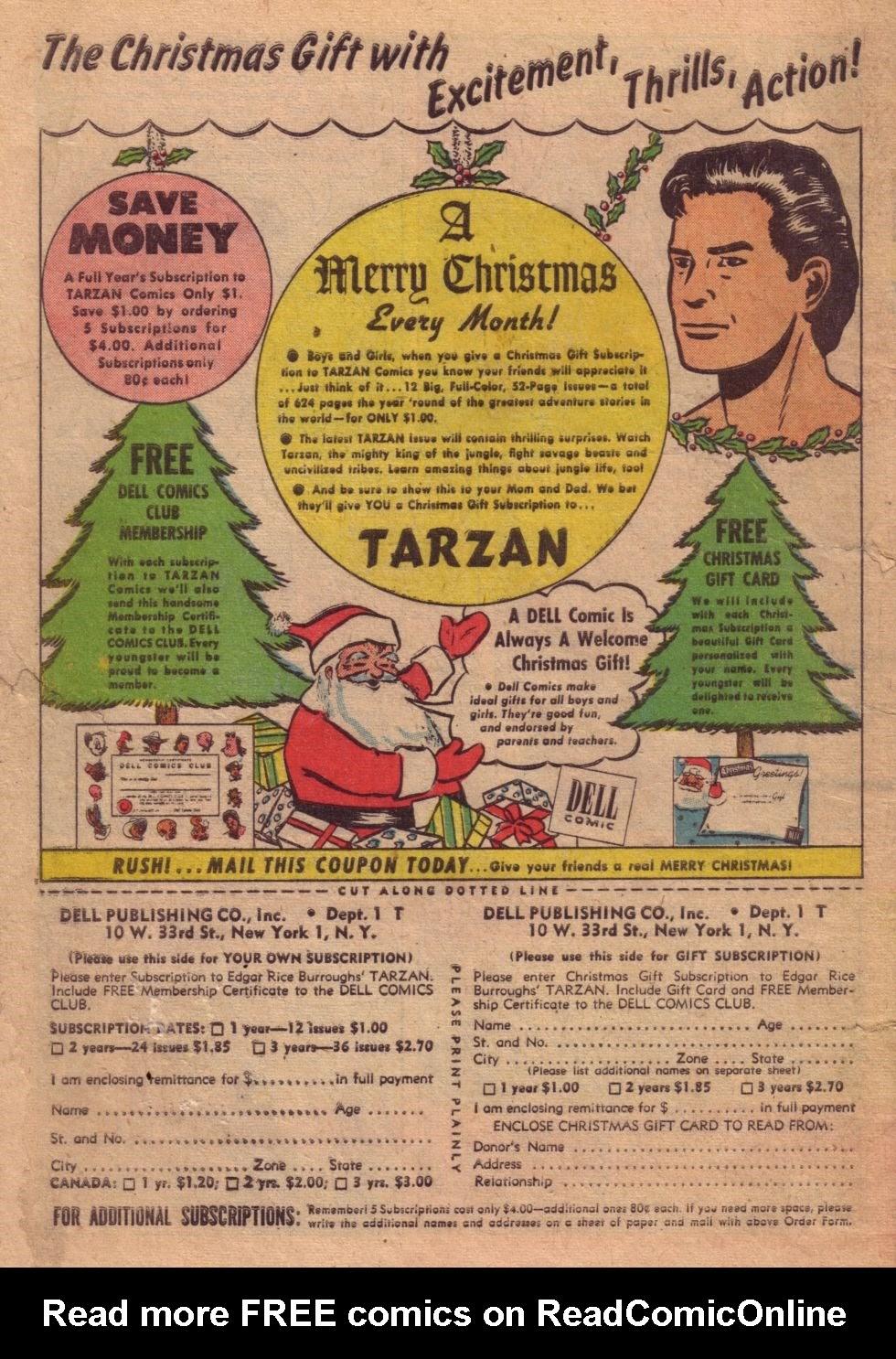 Tarzan (1948) issue 40 - Page 50