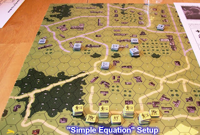 On Board Wargaming: On the Table Sunday, ASLSK#1 - Simple
