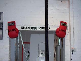 9463fcb06825 Mickeys Boxing Academy The Warehouse Douglas Street Selby  January 2009