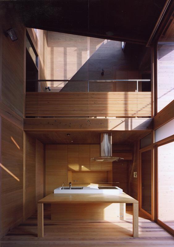 Design Of Modern Wooden Japanese House