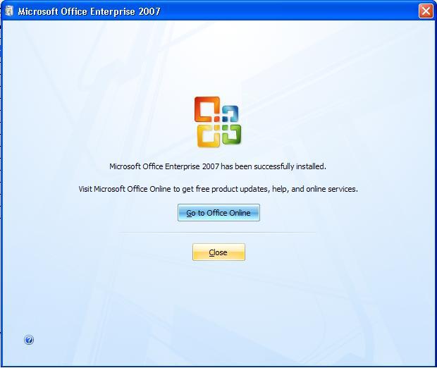 Chord Gitar Clock: Cara Install Microsoft Office 2007