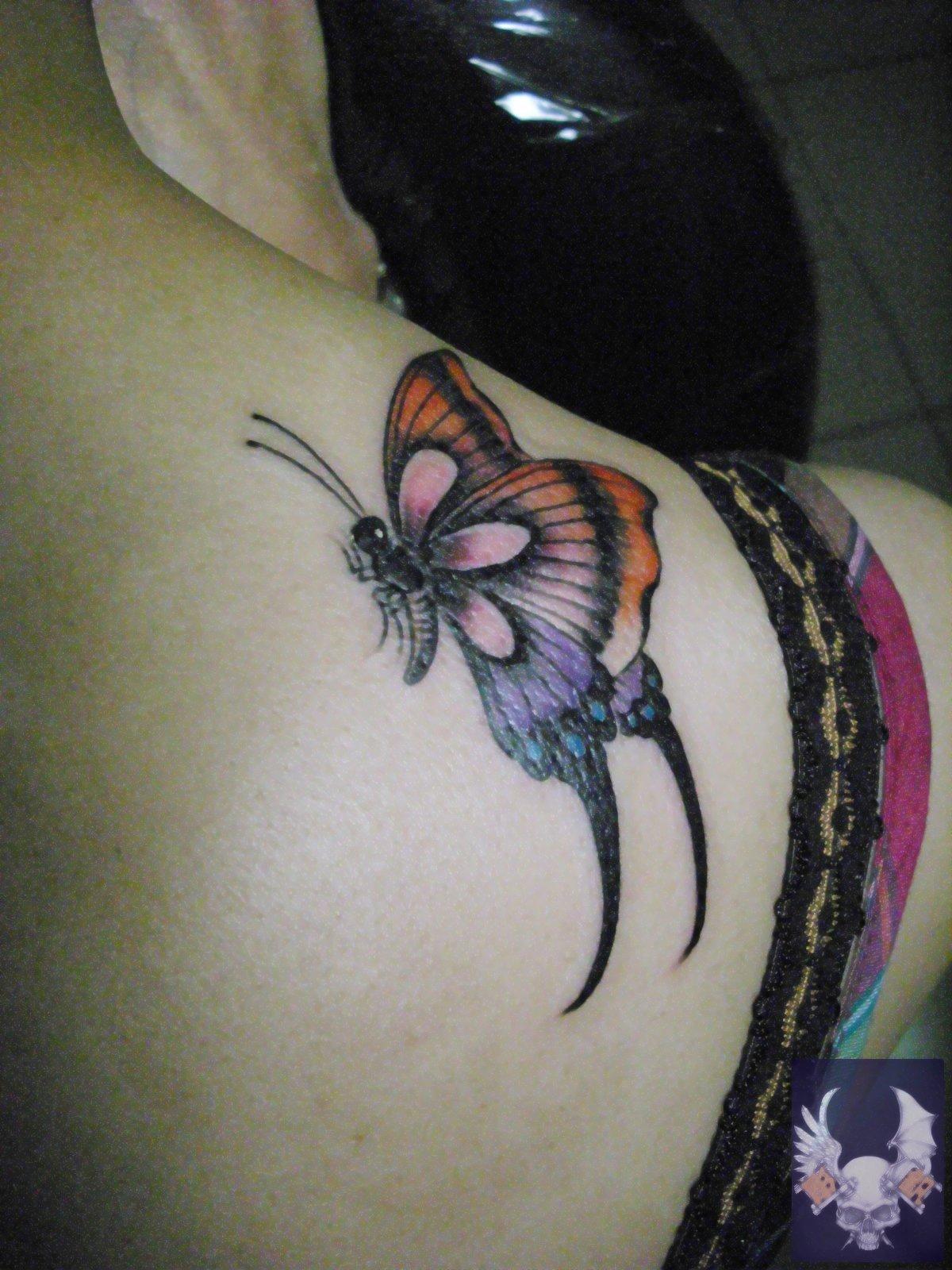 【刺青·背部】背部刺青圖片 – TouPeenSeen部落格