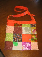 Patchwork purses