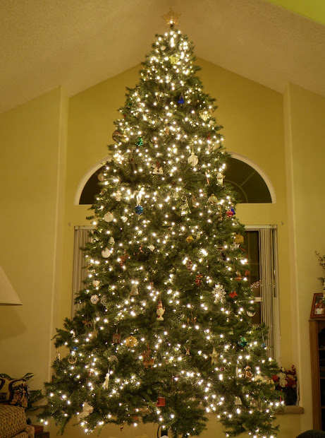 Breathe In Attack Of 12 Foot Christmas Tree
