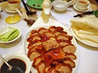 Hong Kong - Peking Duck