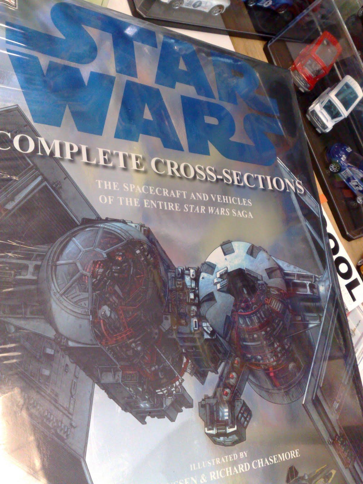 D.A.Y.D.R.E.A.M.E.R: Star Wars - Complete Cross Section.