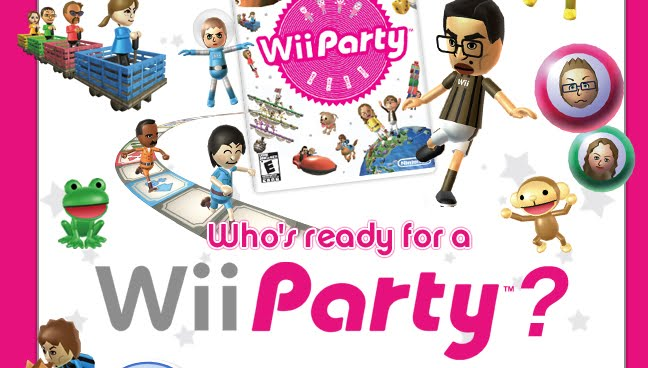 Wii party : Televisiones mediamark