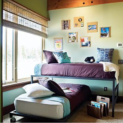 La Maison Boheme: Sleep Over - girls bedrooms for Linz on Teenager:_L_Breseofm= Bedroom Ideas  id=24891
