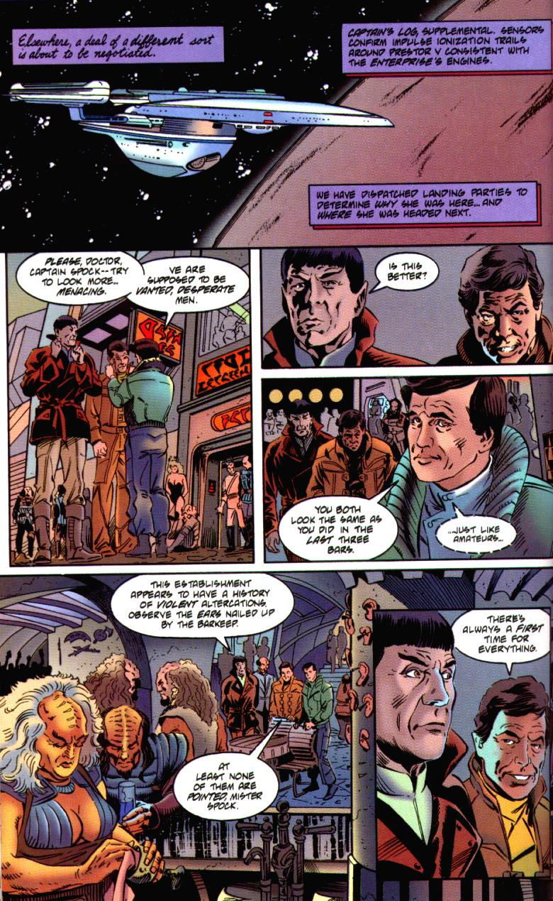 Read online Star Trek: The Ashes of Eden comic -  Issue # Full - 49