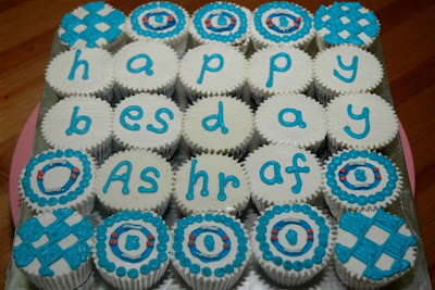 Lea Oven Happy Birthday Ashraf