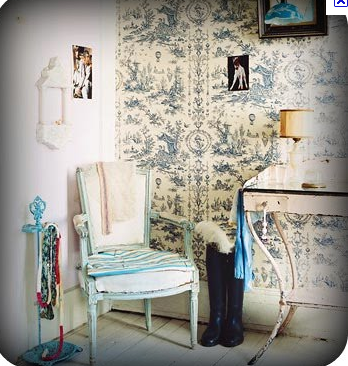 Mackenzie Pages Funkytown Style Eclectic Entryways