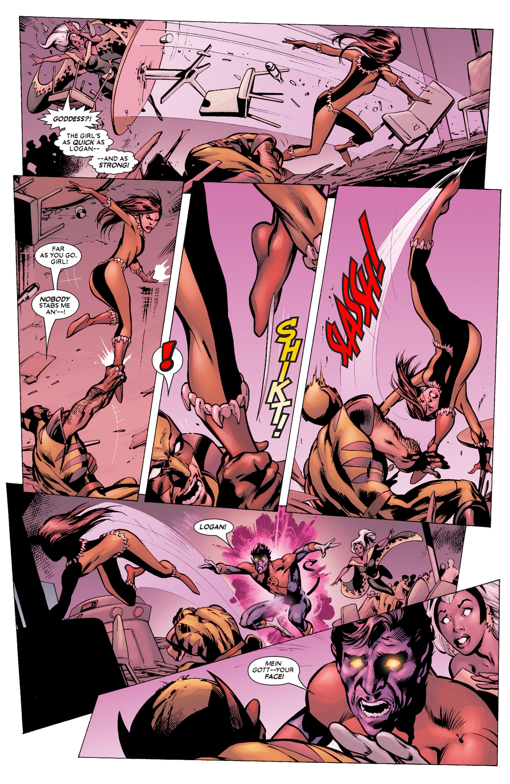 Read online Uncanny X-Men (1963) comic -  Issue #451 - 5