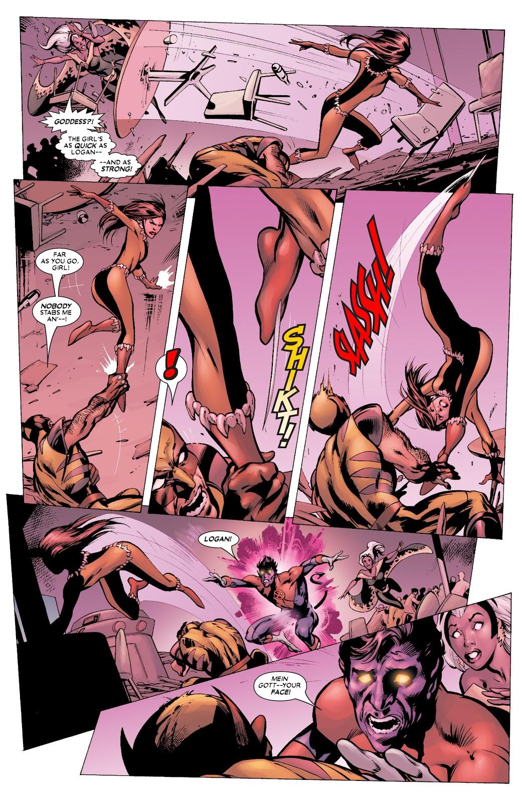 Uncanny X-Men (1963) issue 451 - Page 5