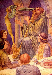 Image result for Dagda's Harp