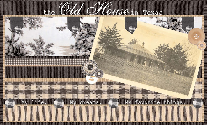 The Old House in Texas