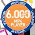 6000 adet MP4 player hediye