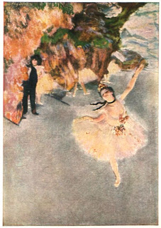 прима-балерина художник эдгар дега