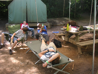 Troop 418 Photos Summer Camp Rainey Mountain