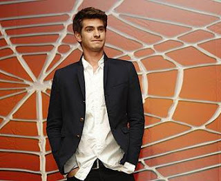 Andrew Garfield Peter Parker Spider-Man